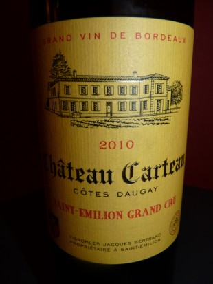 Chateau Carteau 2010