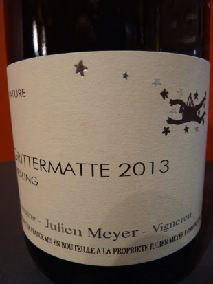 Riesling Julien Meyer 2013