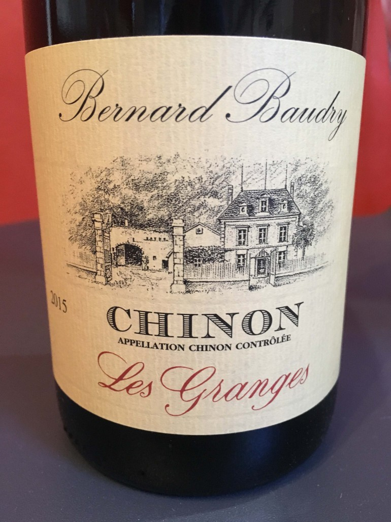 Baudry Granges 2015 Chinon