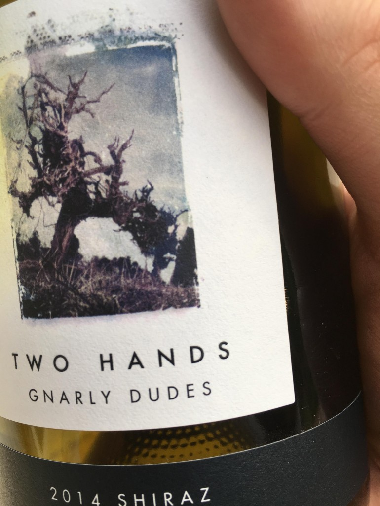 Two hands Gnarly Dudes 2014 2