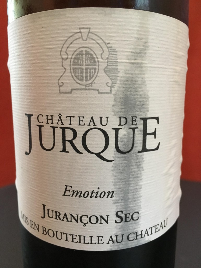 Chateau de Jurque Emotion 2015 1