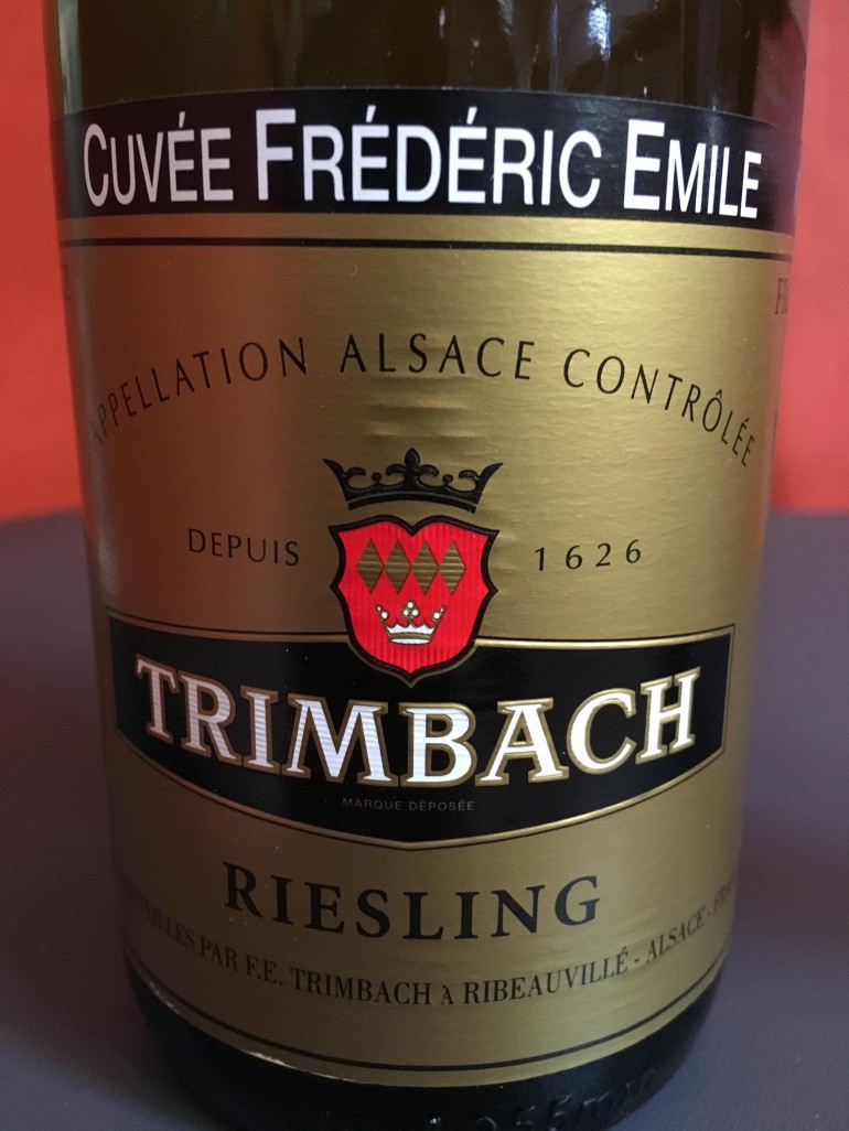 Trimbach frederic Emile Riesling 2008