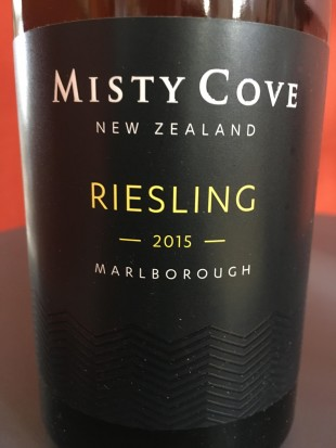 Misty Cove Riesling