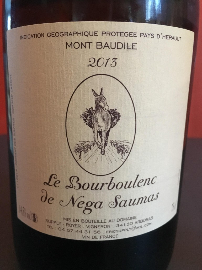sypply royer bourboulenc 2015