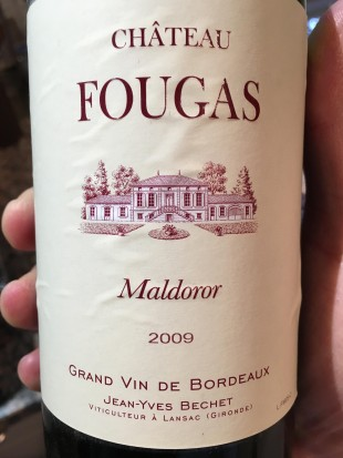 Fougas Maldoror 2009 top